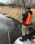 monitoring culvert sm
